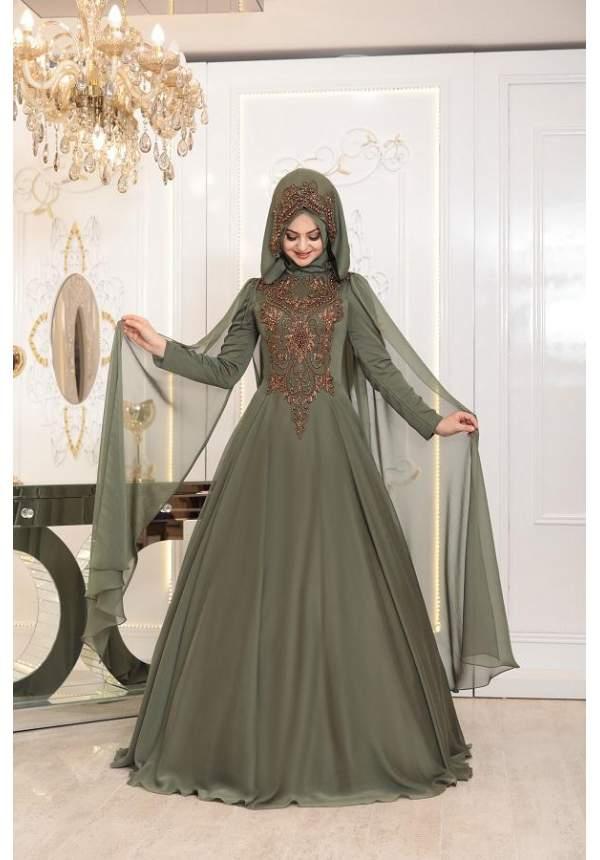 1039023b29d55 en şık tesettür abiye elbise modelleri – Tesettür Elbiseleri ...